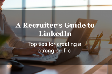 A Recruiter's Guide to LinkedIn